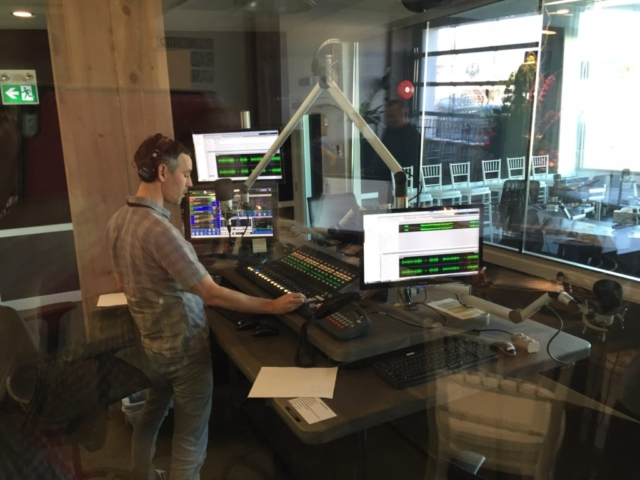 Roundhouse Radio in Vancouver
